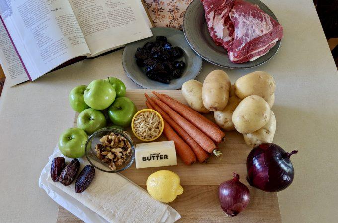 Meal 13 Ingredients