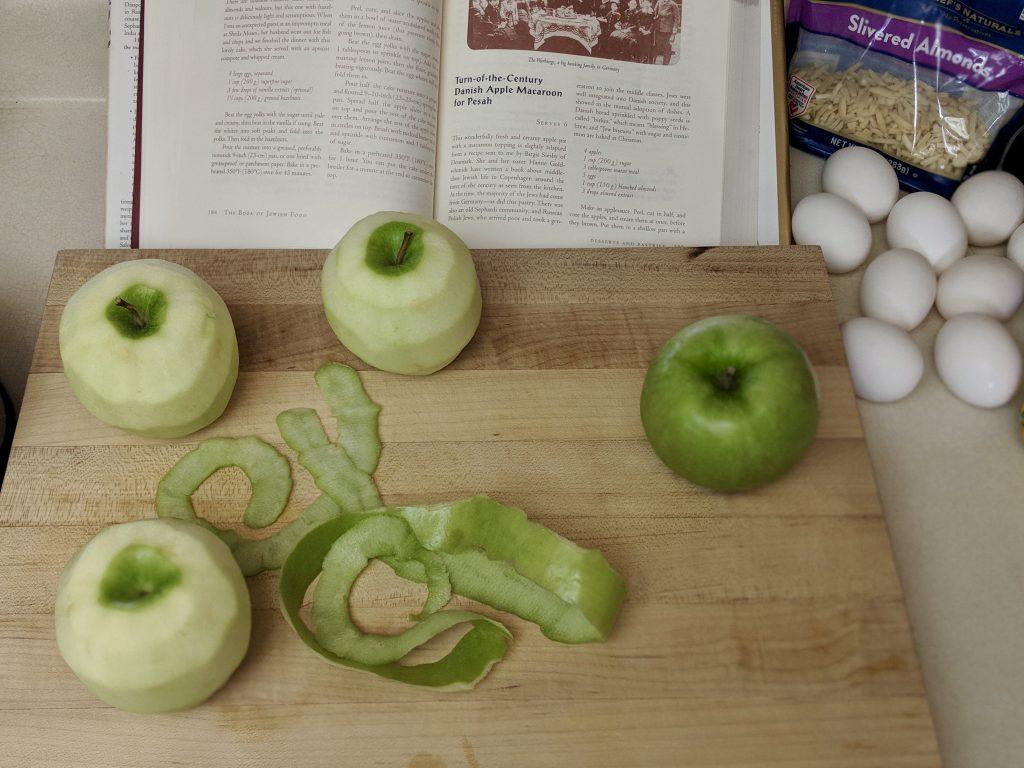 Meal 20 - Apple Macaroon