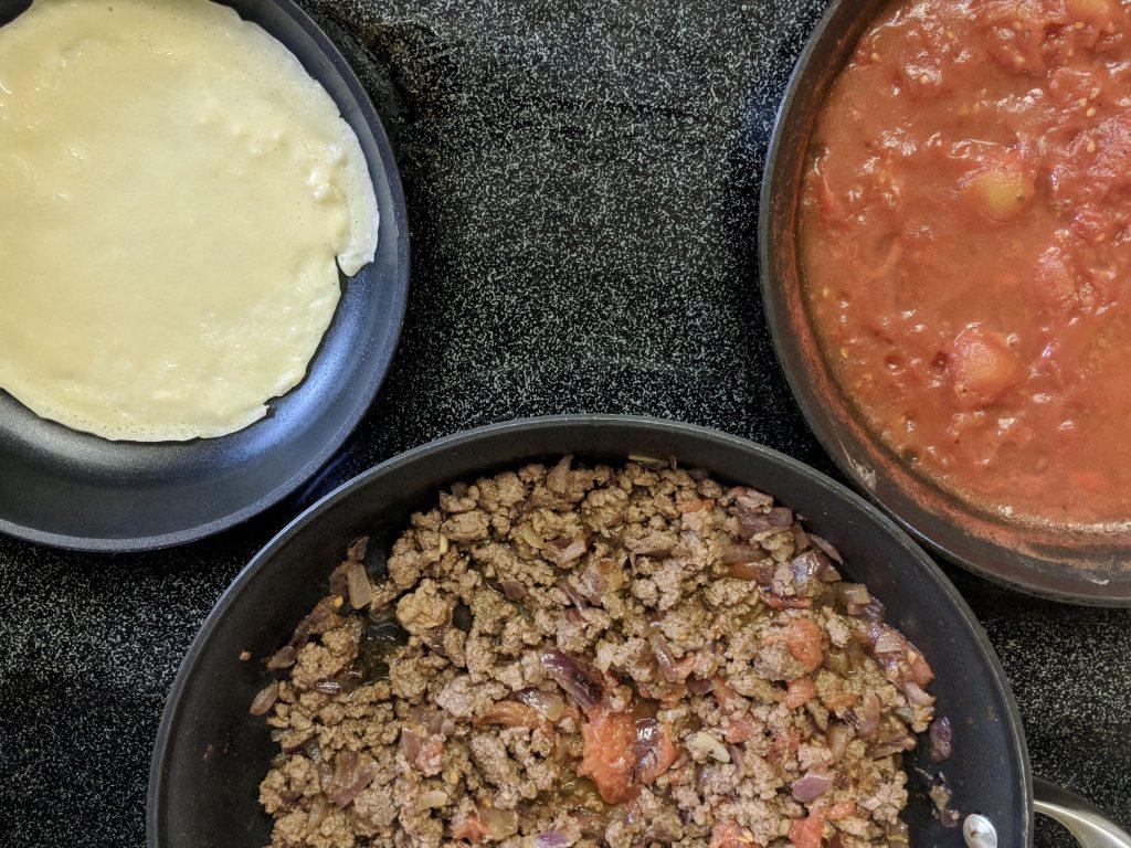 Meal 20 - Meat Blintzes