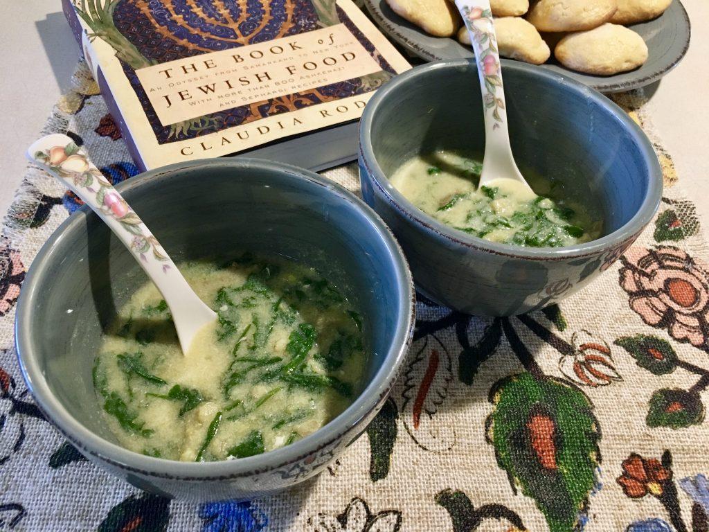 Meal 26 - Green Borscht