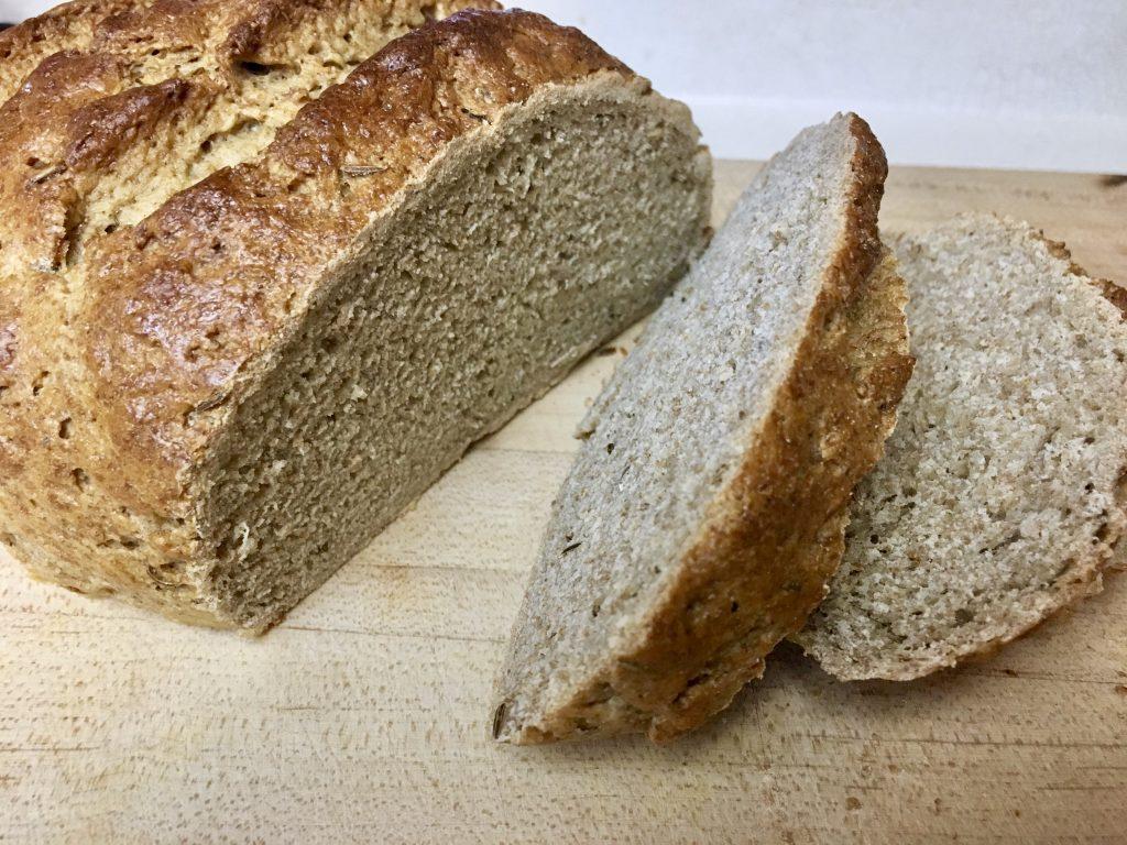 Meal 26 - Rye Bread