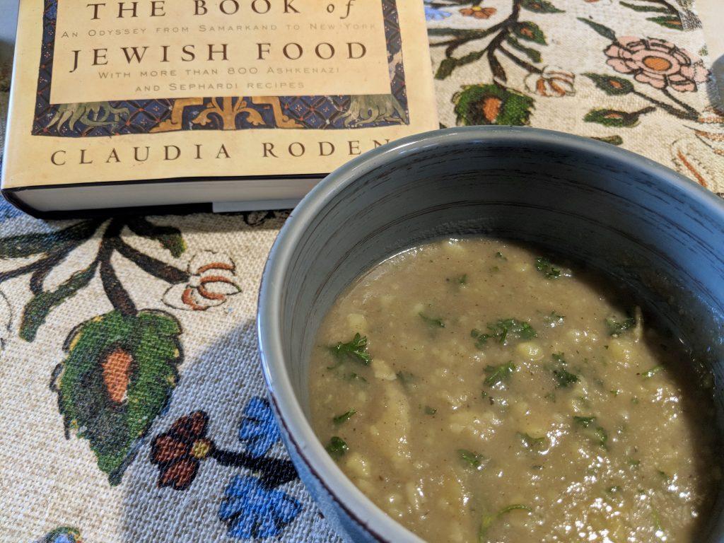 Meal 27 - Mushroom Soup