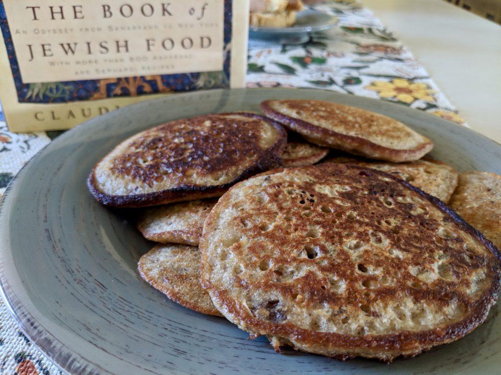 Meal 28 - Matzo Meal Pancakes