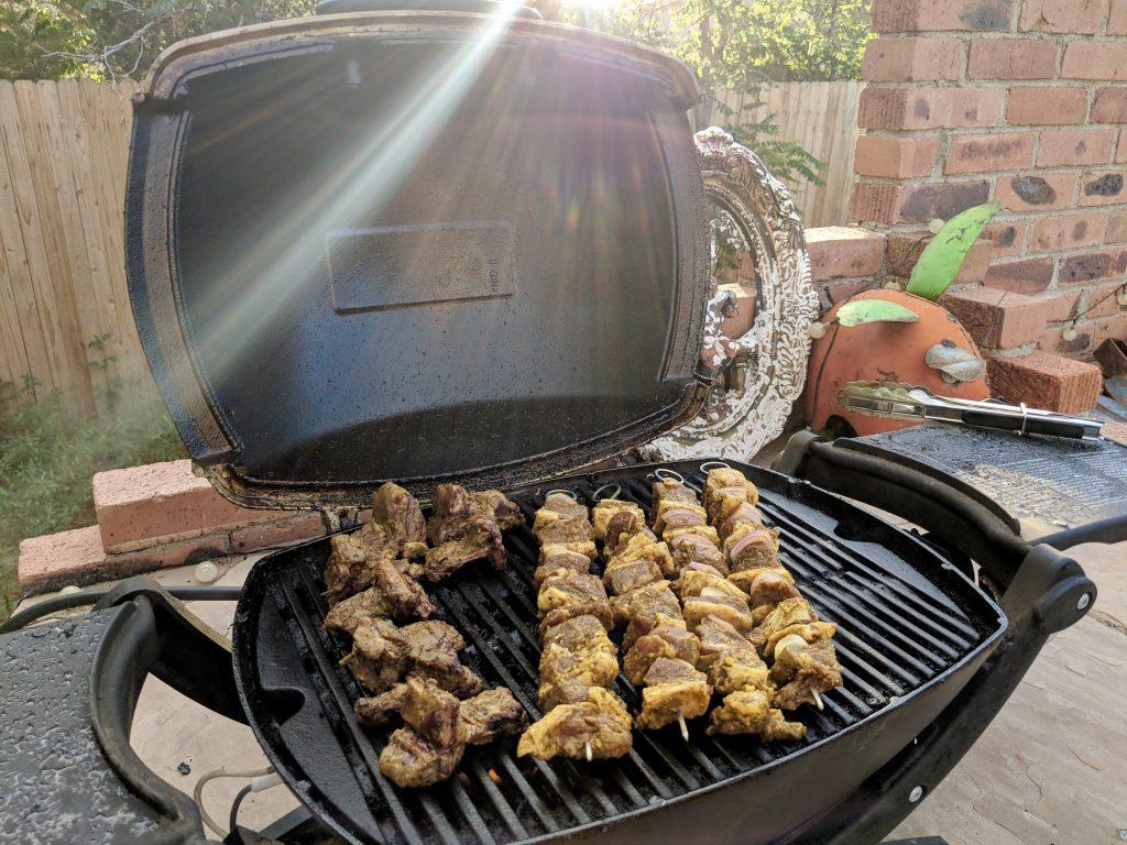 Meal 31 - Kebabs