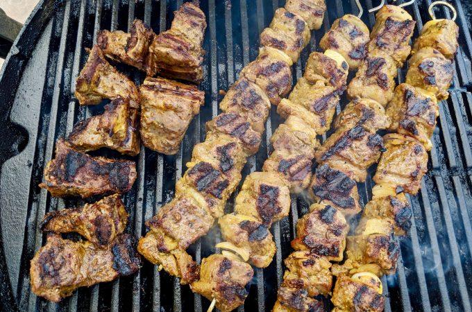 Kebabs and Shashlik – Grilled Meats on Skewers