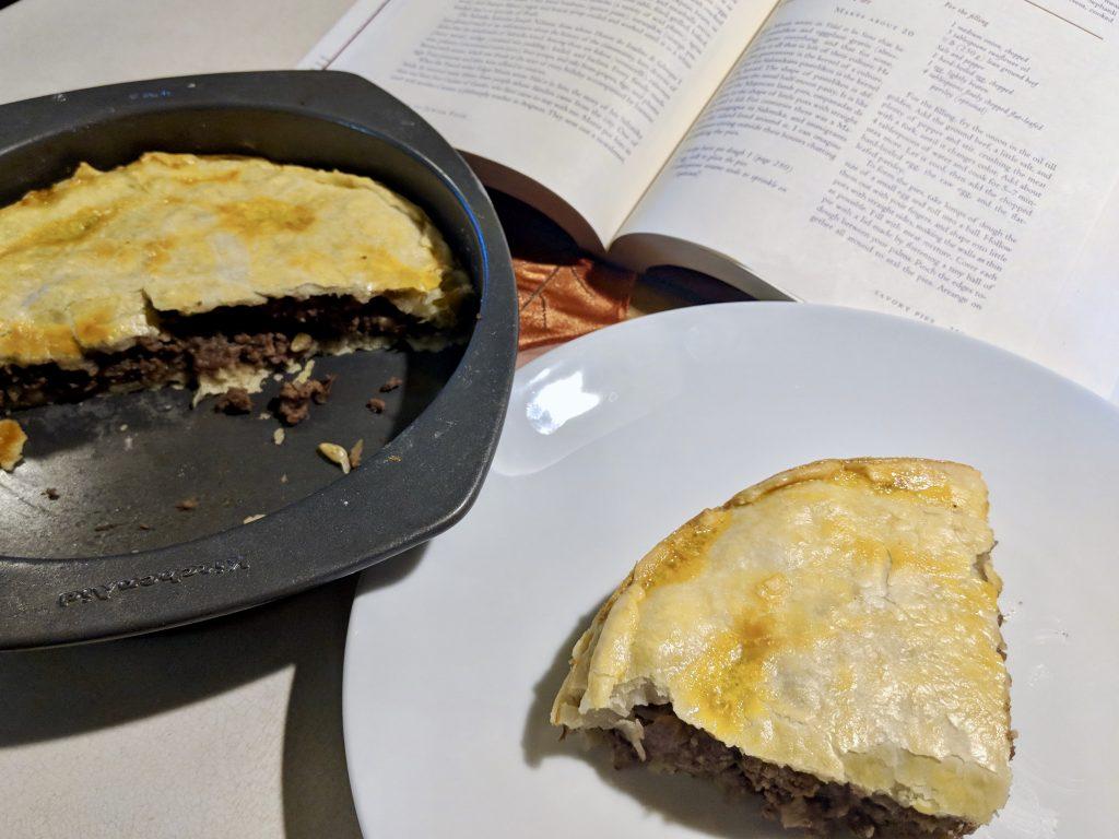 Meal 35 - Arab Meat Pie