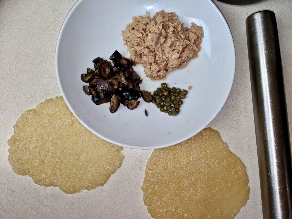 Meal 41 - Buricche di Tonno