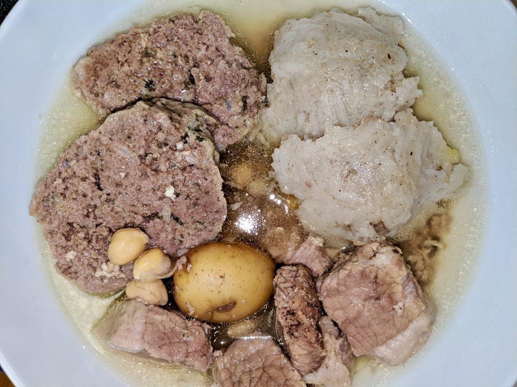 Meal 42 - Dafina