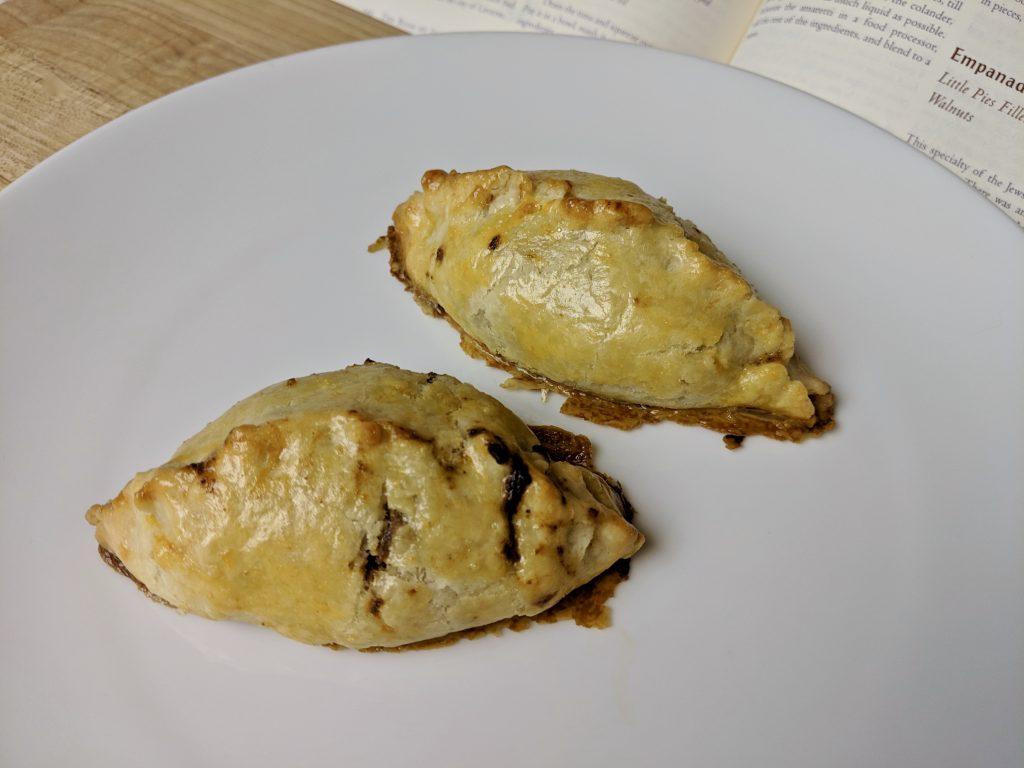 Meal 43 - Buricche di Fegatini - Chicken Liver Filling for Italian Pie