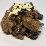 Meal 46 - Agneau aux Pruneaux - Lamb with Prunes
