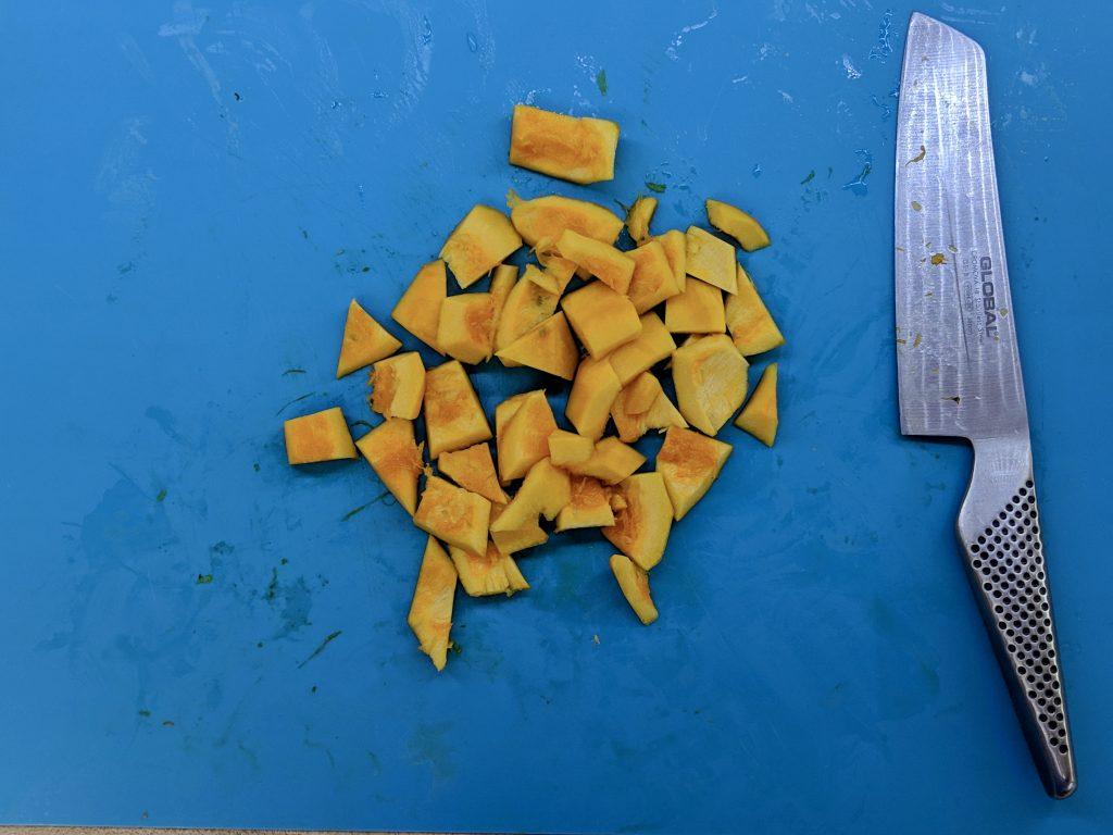 Meal 48 - Budino di Zucca Gialla - Pumpkin Flan