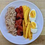 "Meal 48 - Mechouia - ""Grilled Salad"""