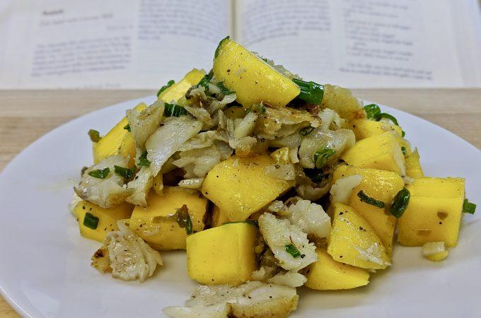 Sardina – Fish and Mango Salad