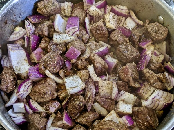 Meal 51 - Khoreshte Beh - Quince Stew