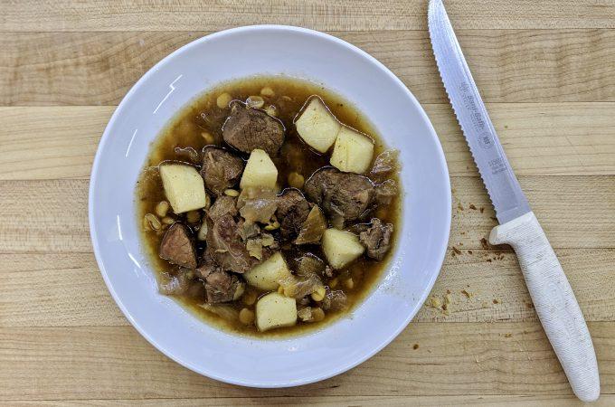 Khoreshte Beh – Quince Stew
