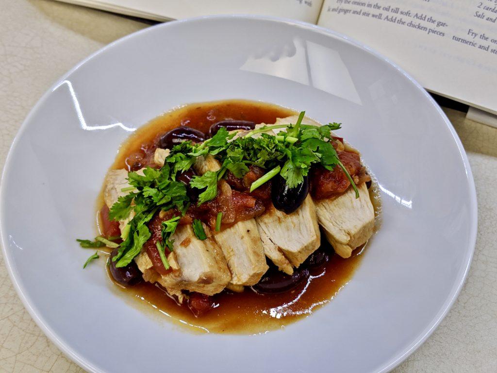 Meal 52 - Poulet aux Olives - Chicken & Olives