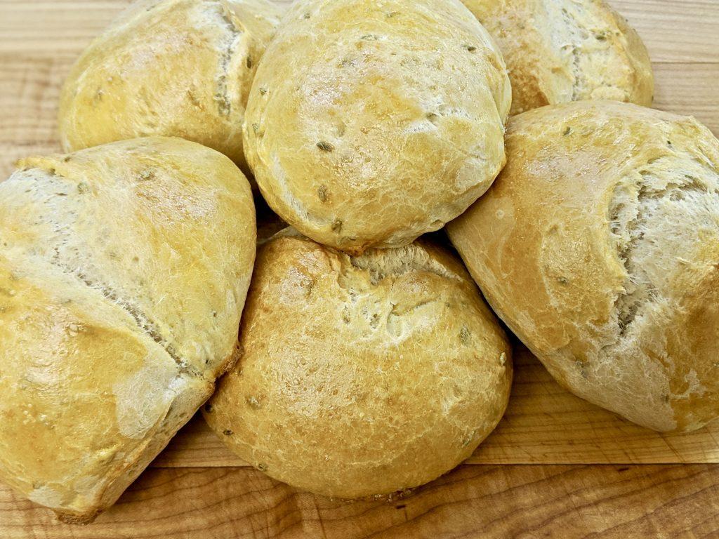 Meal 55 - Pain Juif à l'Anis - Algerian Anise Bread