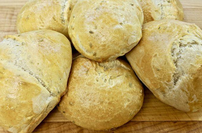 Pain Juif à l'Anis – Algerian Anise Bread