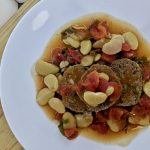 Meal 56 - Hamin Toscano con Pomodori e Polpettone - Meat Loaf with Beans and Tomatoes