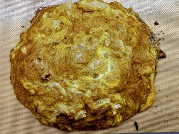 Meal 56 - Bulemas Dulses de Balabak - Filo Coils with Sweet Pumpkin Filling