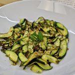 Meal 56 - Concia di Zucchine - Marinated Zucchini