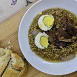 Meal 57 - Ferik - Whole Wheat Casserole