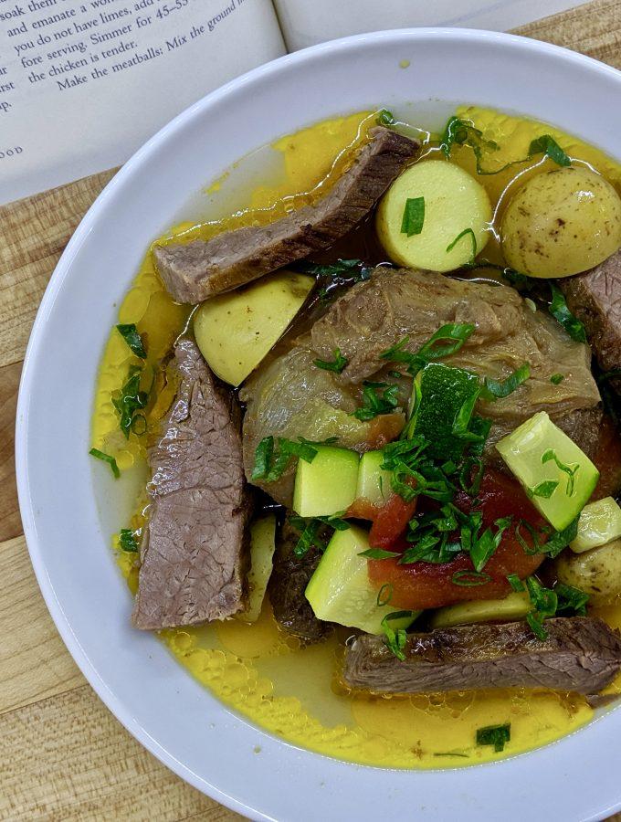 Meal 61 - Ftut -Yemeni Wedding Soup
