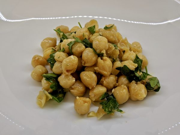 Meal 62 - Chickpea Salad