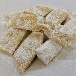 Meal 62 - Fazuelos - Figeolas - Mafis - Orecchie di Ammon - Fried Haman's Ears
