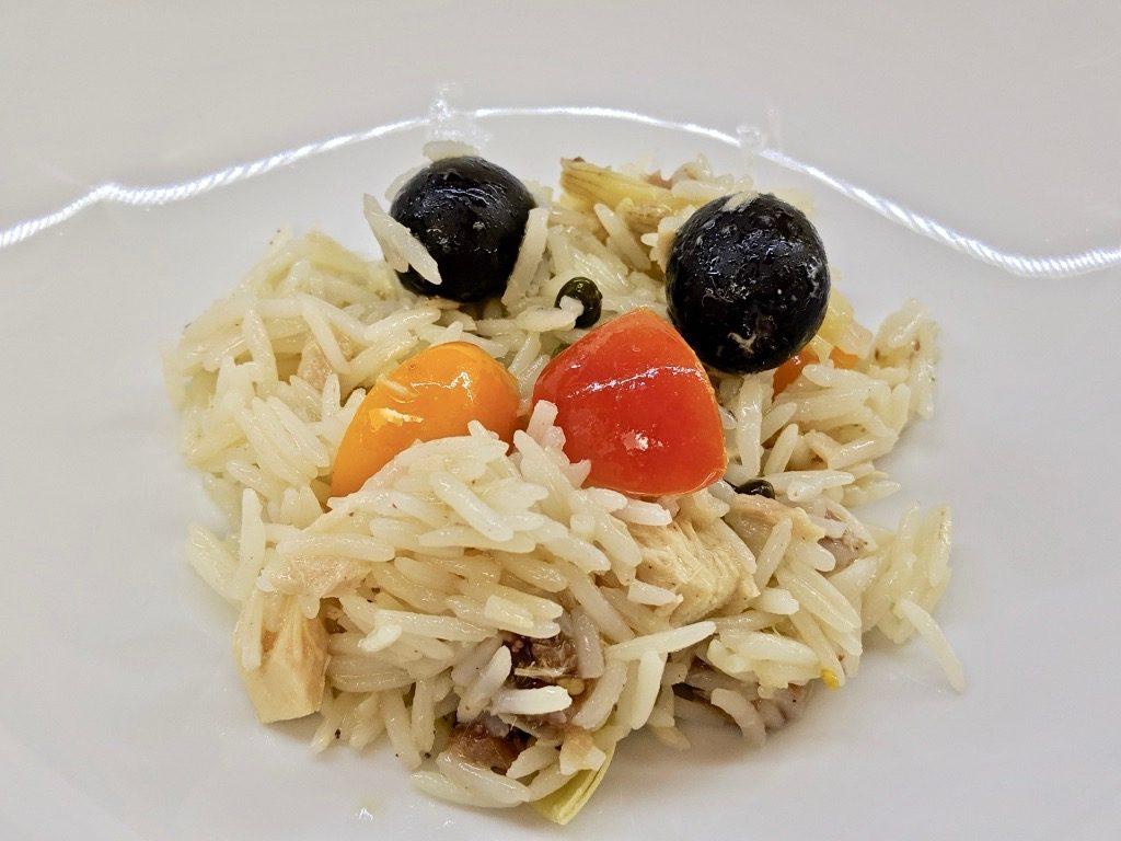 Meal 66 - Insalata di Riso - Rice Salad