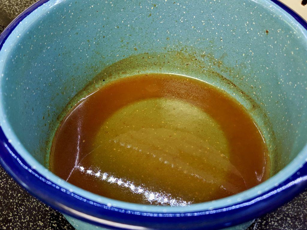 Meal 68 - Saluna - Iraqi Sweet-and-Sour Fish