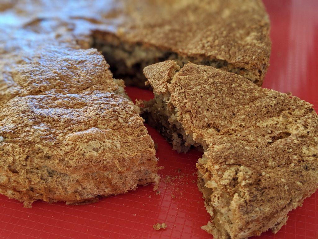 Meal 67 - Gato de Muez de Pesah - Walnut and Orange Passover Cake