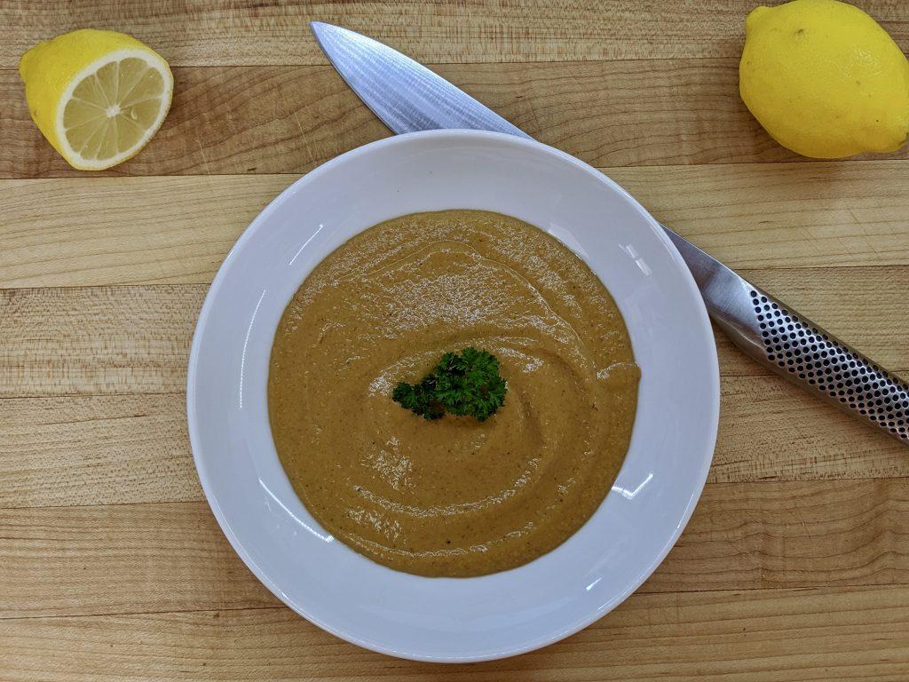 Meal 67 - Muhammara - Walnut and Roast Pepper Paste