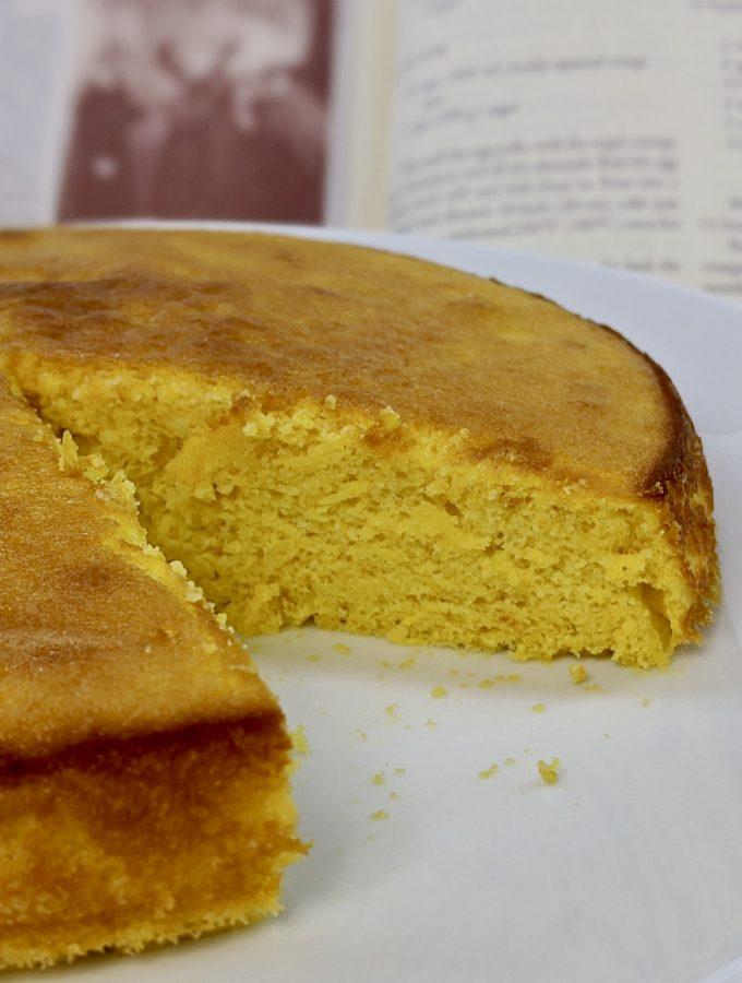 Meal 70 - Gâteau à l'Orange - Orange Cake