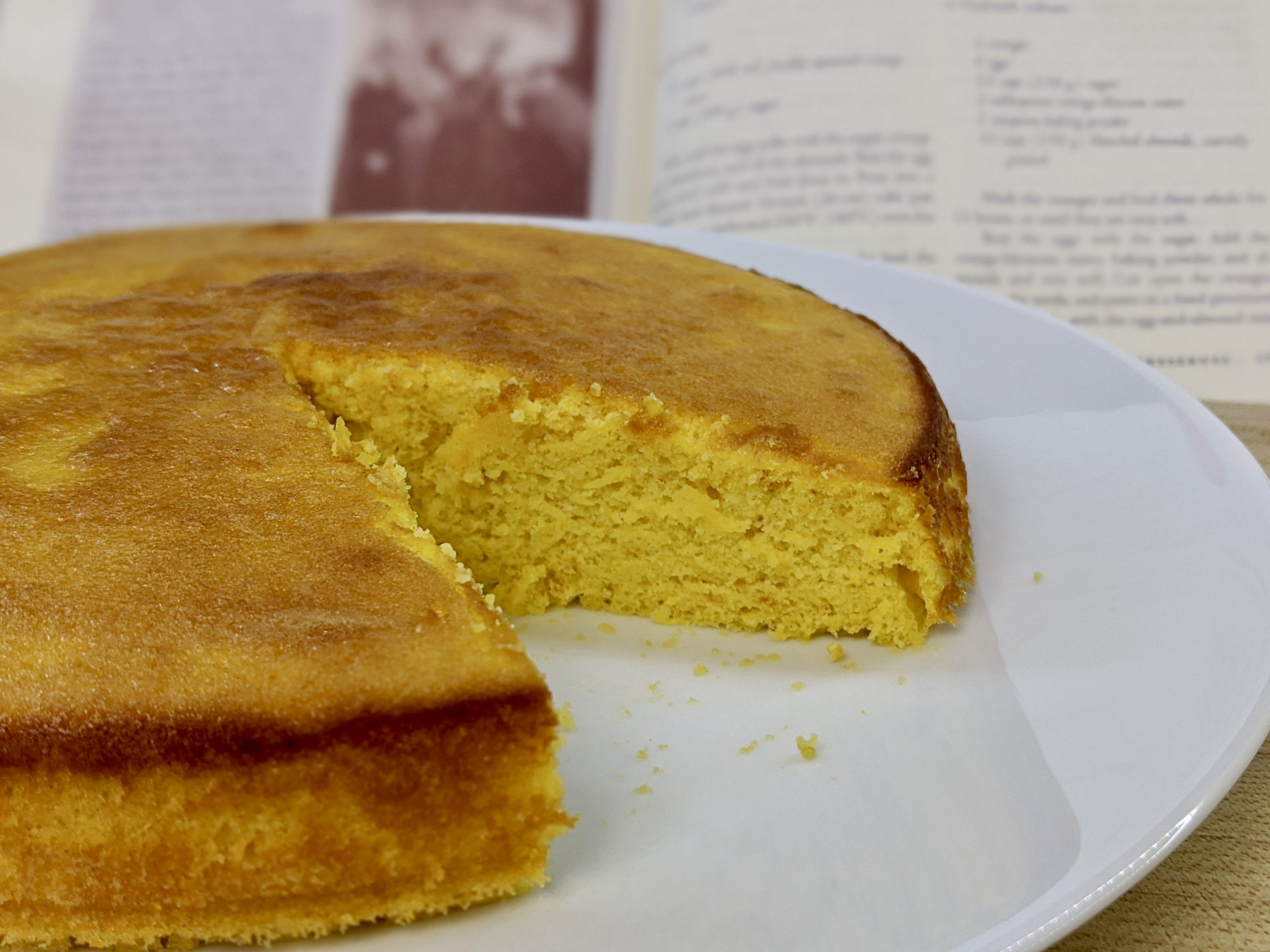 Meal 70 - Gâteau à l'Orange - Orange Cake