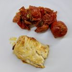 Meal 69 - Triglie alla Mosaica - Red Mullet in Tomato Sauce