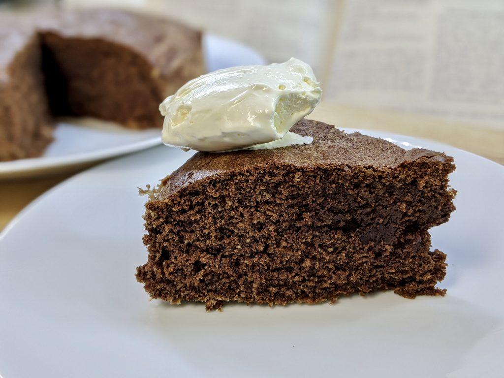 Meal 72 - Gâteau au Chocolat - Our Chocolate Cake