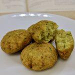 Meal 72 - Falafel - Fava Bean Fritters