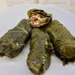 Meal 72 - Feuilles de Vigne - Yalandji Dolma - Yaprak - Warak Einab - Cold Stuffed Vine Leaves