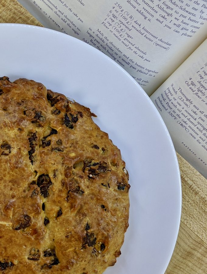Meal 73 - Torta di Datteri - Date Cake