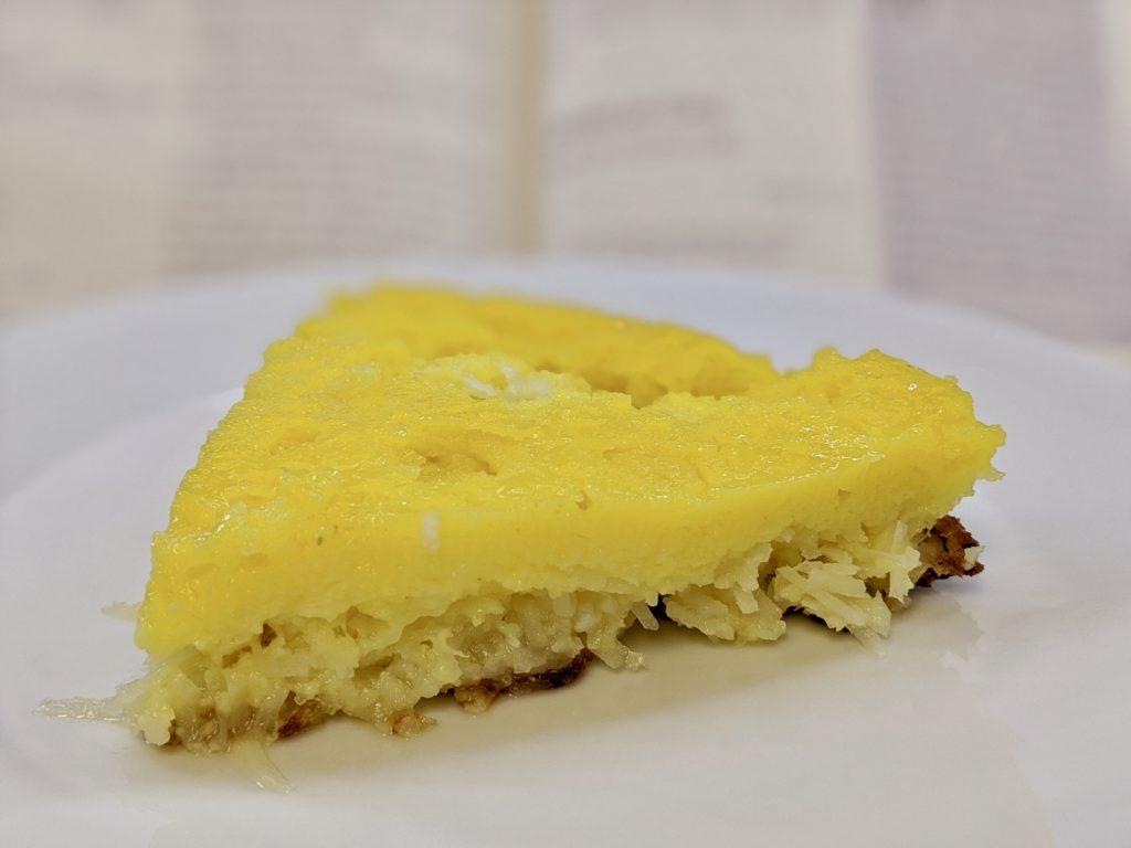 Gâteau au Coco - Moroccan Coconut Cake