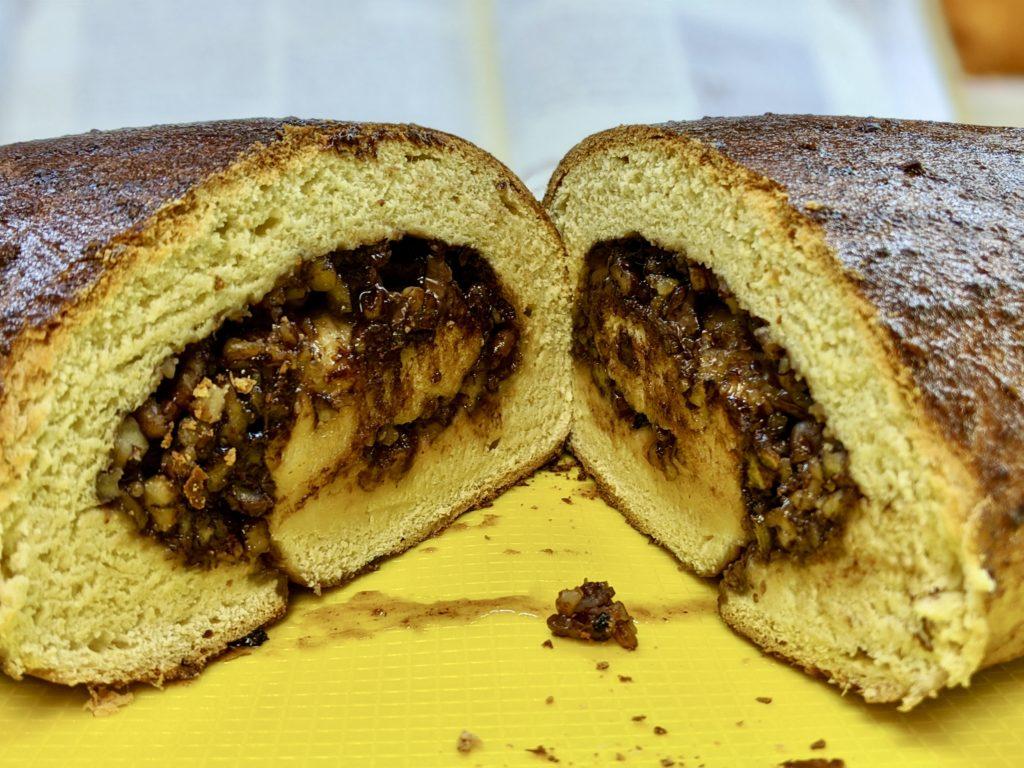 Meal 75 - Putizza di Noci - Trieste Yeast Roll