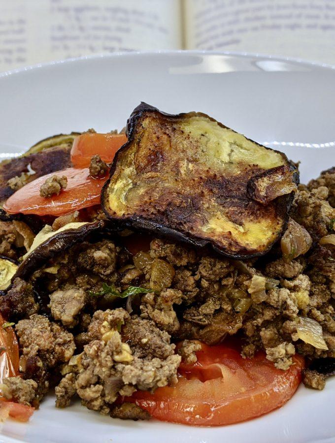 Meal 80 - Moussaka