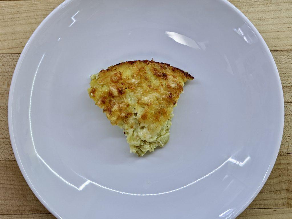 Meal 78 - Almodrote de Berengena - Eggplant Flan