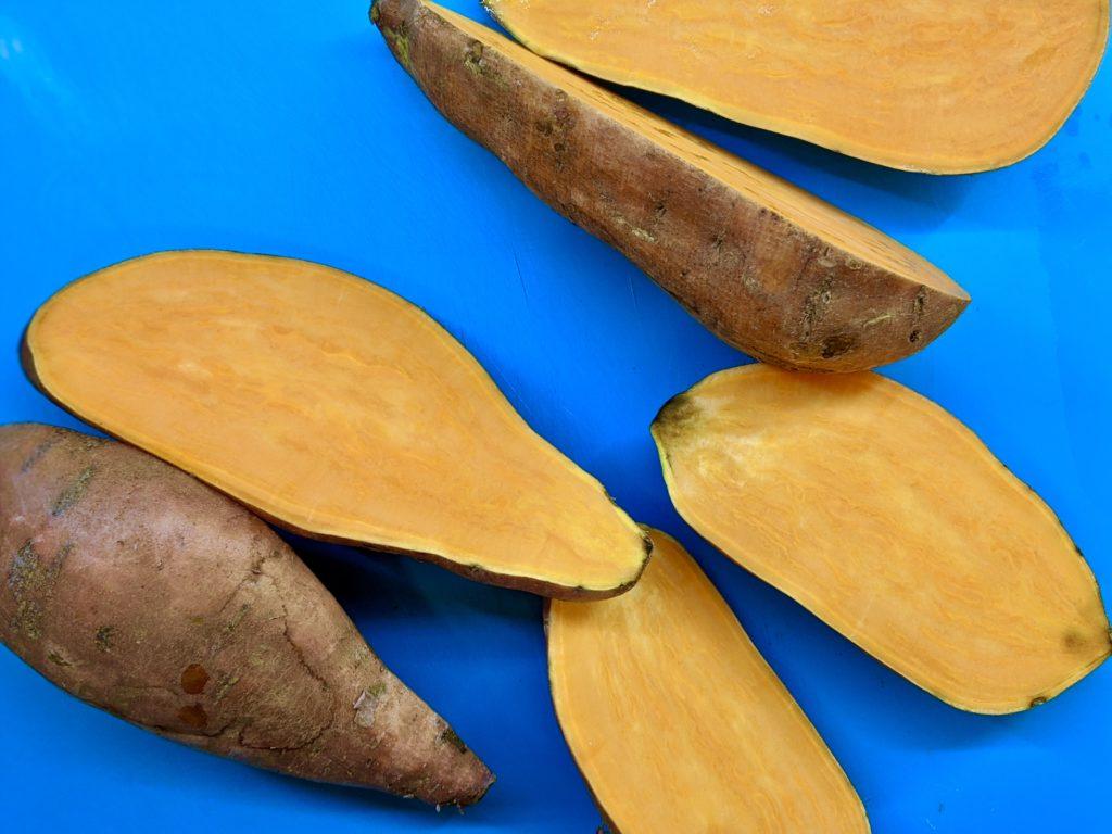 Meal 79 - Pommes de Terre Douces - Sweet Potatoes