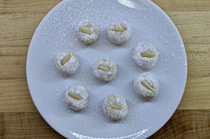 Meal 79 - Massapan - Pâte d'Amande - Judeo-Spanish Marzipan