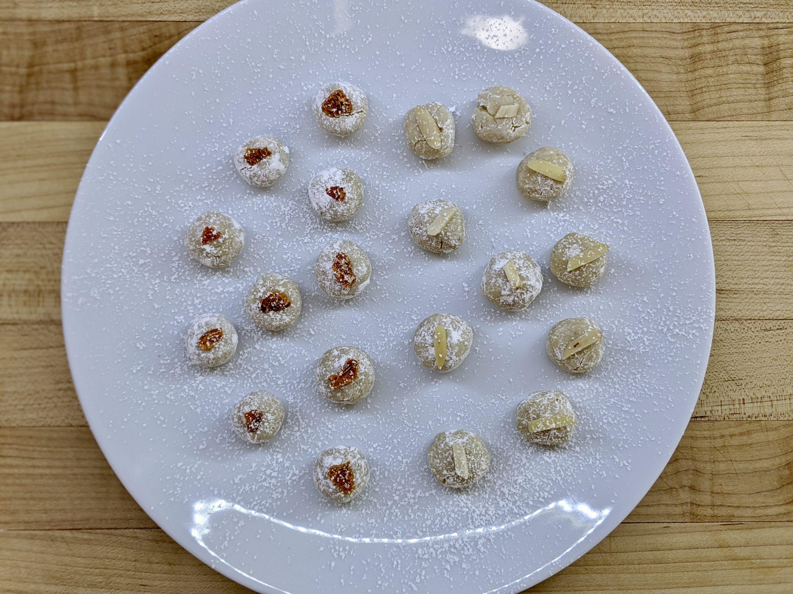 Meal 78 - Amandines - Almond Balls