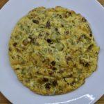Meal 82 - Frittata di Carciofi - Artichoke Omelette