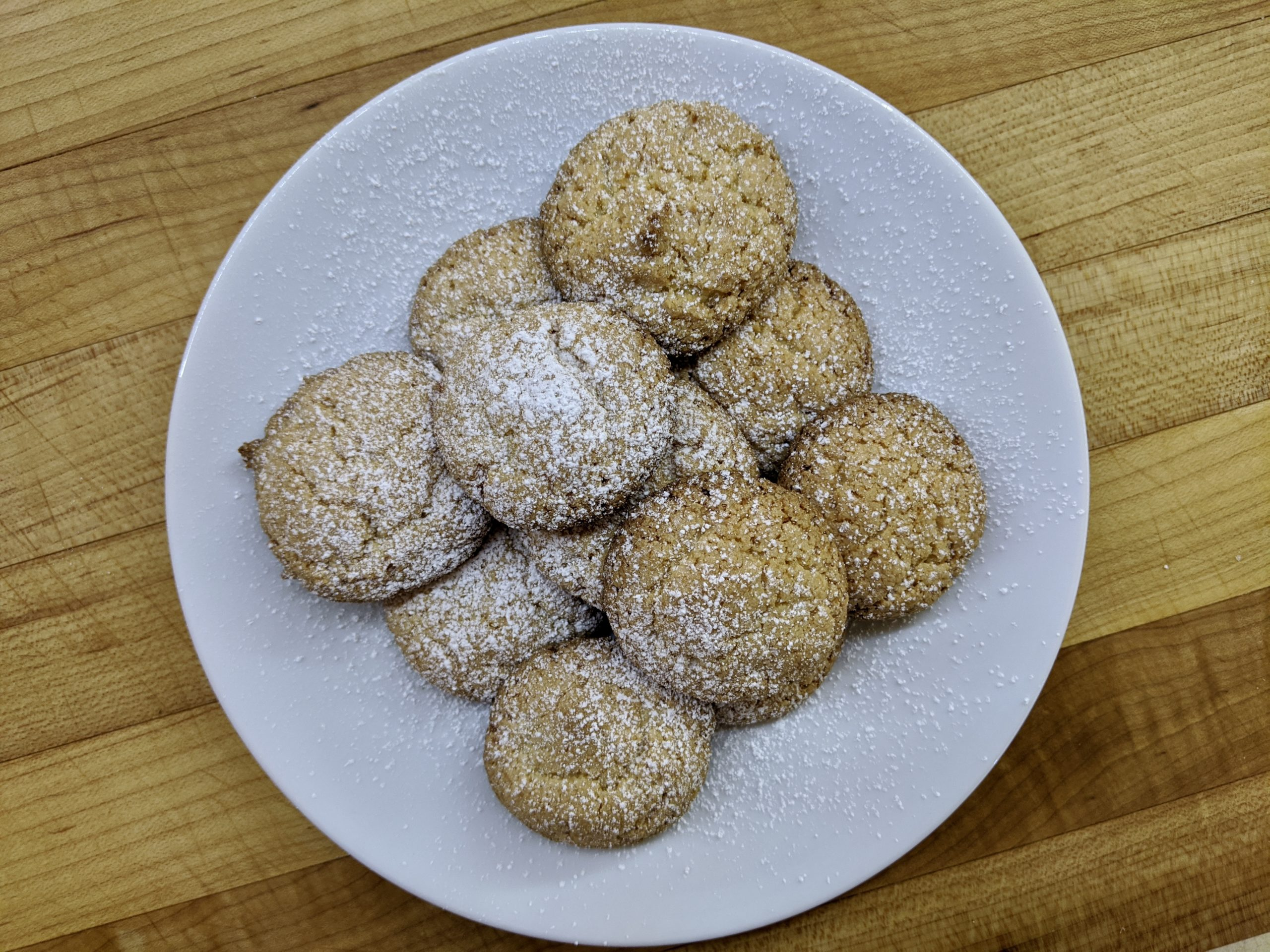 Meal 81 - Maronchinos - Almond Cookies