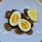 Meal 83 - Ful Medammes - Dried Fava Beans with Hard-Boiled Eggs